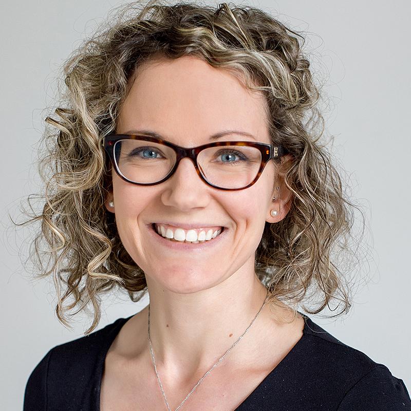Émilie Bernier directrice clinique Axe Visuel Sherbrooke
